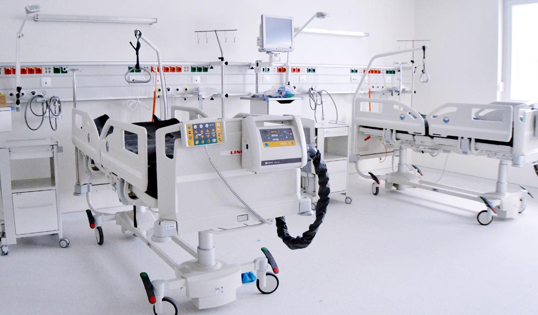Supervisió de l'equipament per a la reconstrucció de l'hospital de Banja Luka