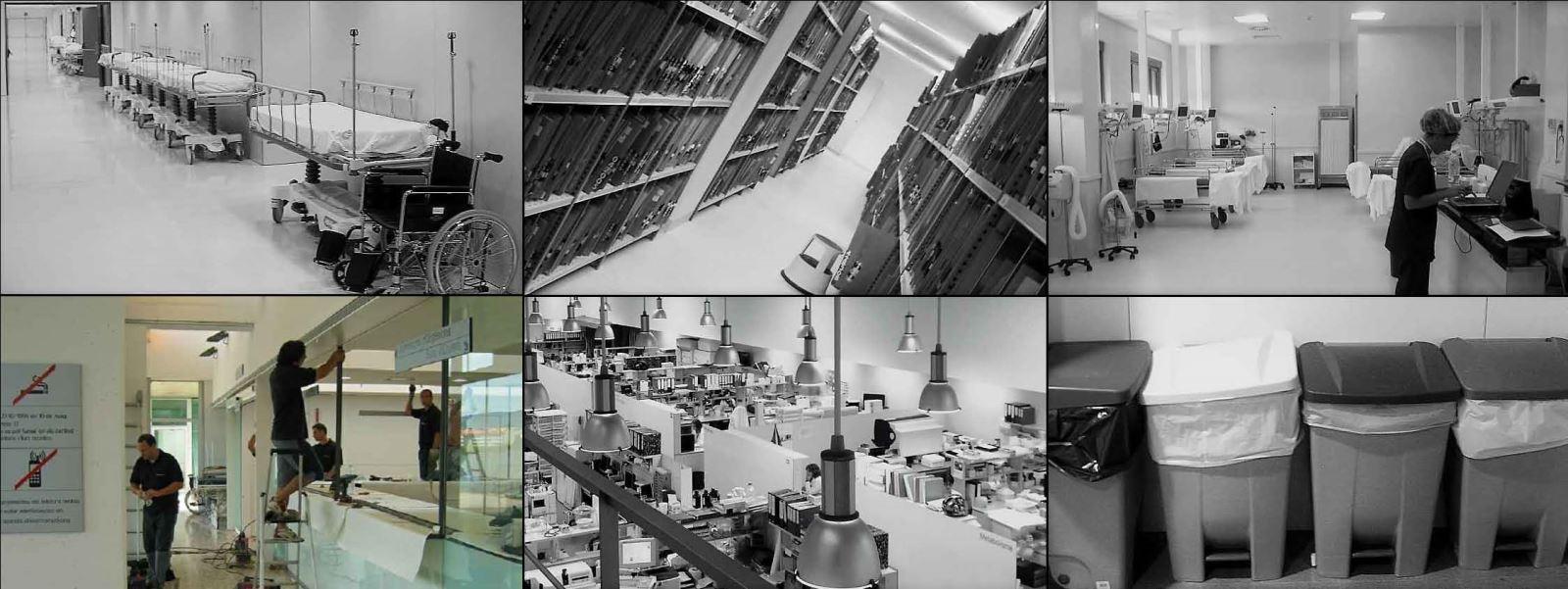 Desenvolupem, dirigim i supervisem tasques de recepció, inventari i posada en marxa de nous equips
