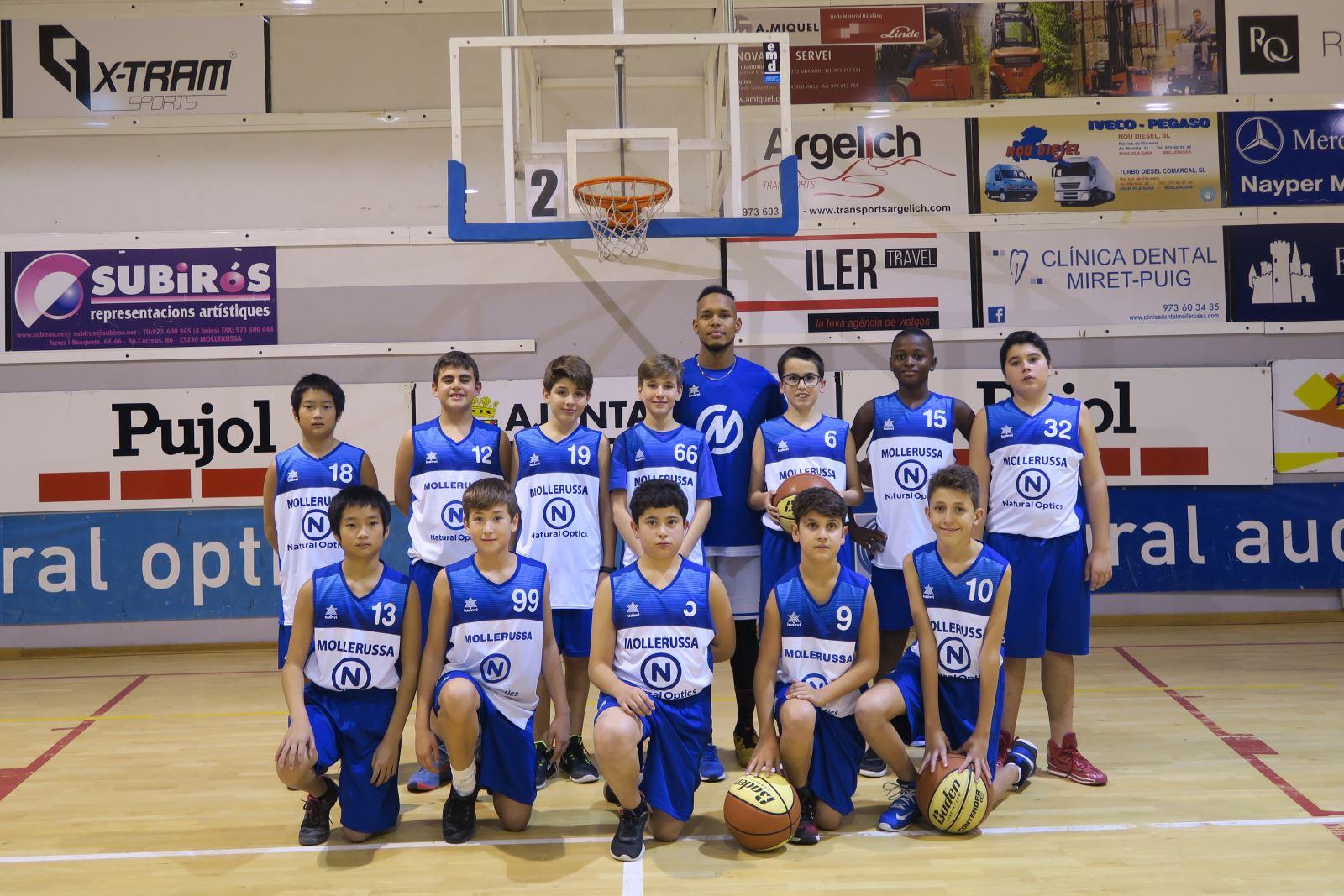Torrons Vicens Forca Lleida vs CB Mollerussa Bellvís