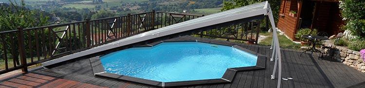 Instalamos y fabricamos cubiertas de piscinas de calidad a precios de fábrica