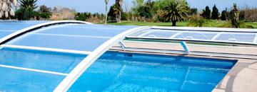 Elegir cubierta de piscina