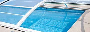 Evitar algas de piscina. La solución: cubierta Abripool