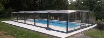 Cubiertas de piscina inteligentes