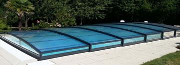 Cubierta baja de piscina Smart Low