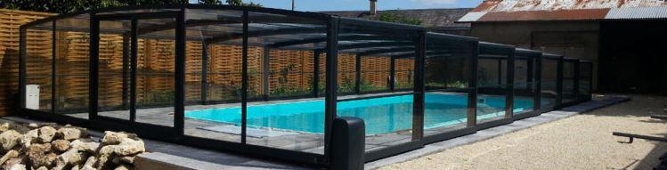 Instala una cubierta de piscina alta Abripool para disfrutar todo el año de tu piscina