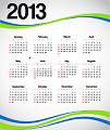 Calendario oficial de fiestas laborables del año 2013 en la Comunidad de Cataluña