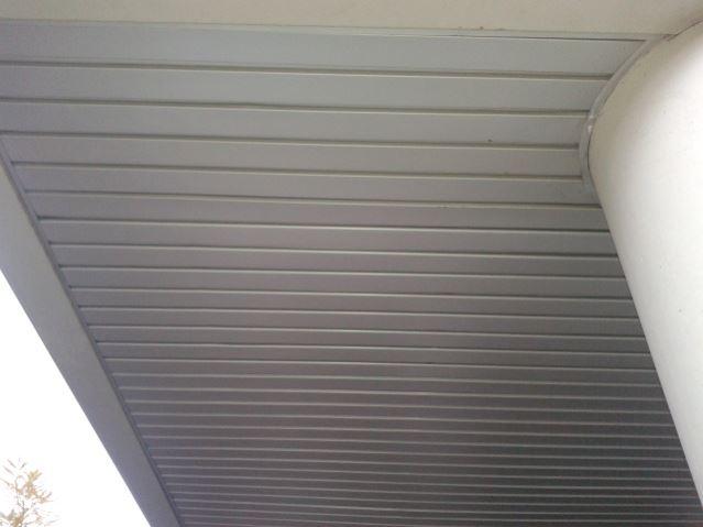 Techo de aluminio comunidad de vecinos