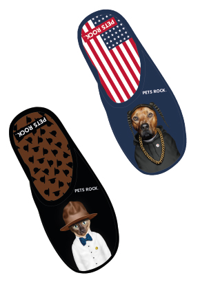 Pets Rock Mens Accessories
