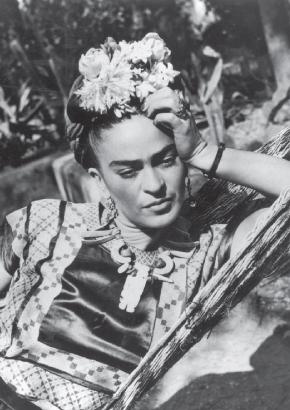 Frida Kahlo Inspires