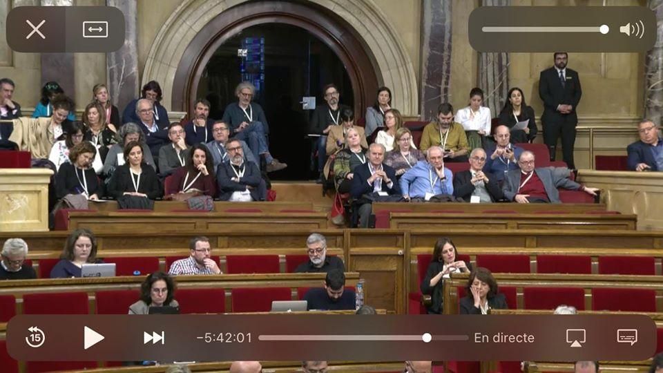 Aprovació al Parlament de la Llei contra el Malbaratament alimentari