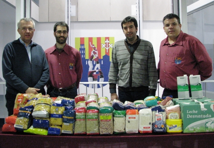 Gran Recapte d'Aliments a Catalunya 2012