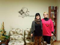 Visita a les instal·lacions de La Dona Samaritana