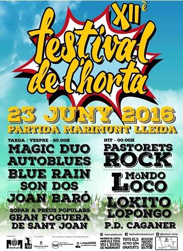 Festival de l'Horta solidari