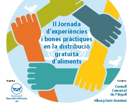 II Jornada d'experiències i bones pràctiques en la distribució gratuïta d'aliments