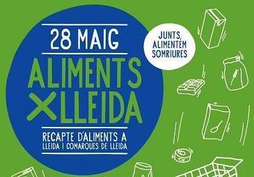 Campanya Aliments x Lleida