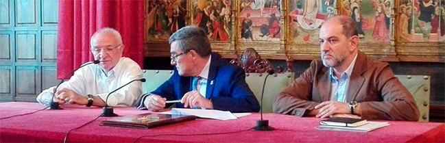 Fira de Lleida cedeix el Pavelló 3 al Banc dels Aliments de Lleida