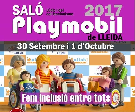 Saló Playmobil a Lleida