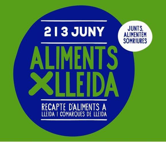 2a Campanya Aliments per Lleida