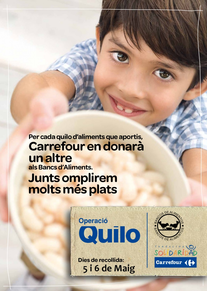 Operació Quilo: Dades finals