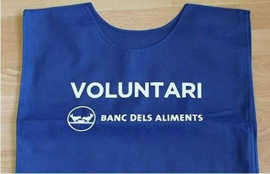 Vols ser voluntari del Banc dels Aliments?