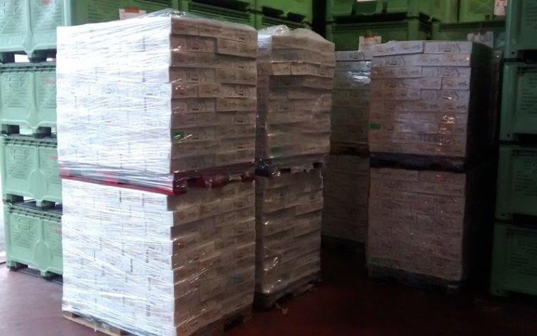 Torrons Vicens lliura 4.168 Kg de torrons