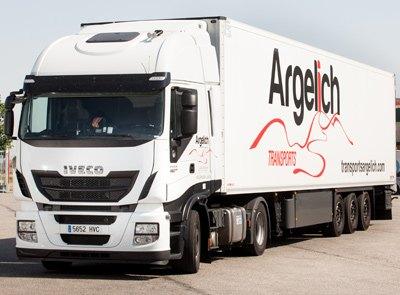 Col·laboració de Transports Argelich