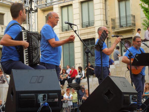 El Grup Boira actuarà demà,18 de setembre,a La Portella. És Festa Major!