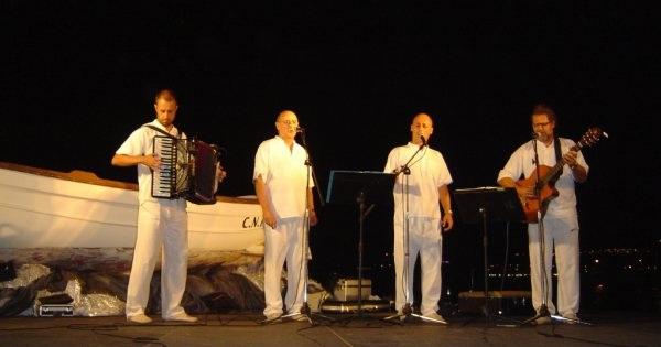 El Grup Boira, en una actuació