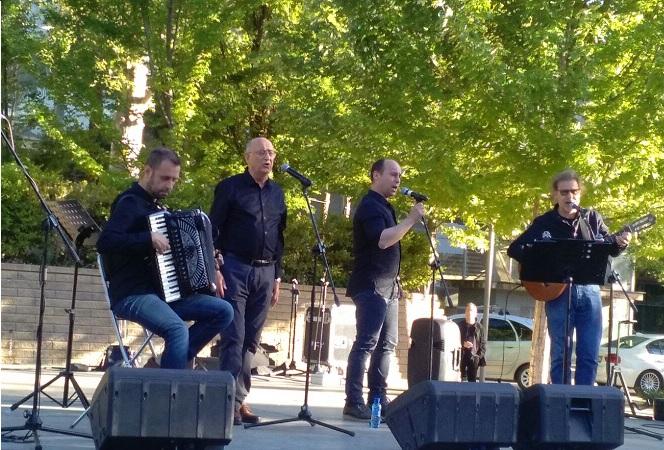 Una bona cantada a la Setmana Cultural de l'Aplec del Cargol