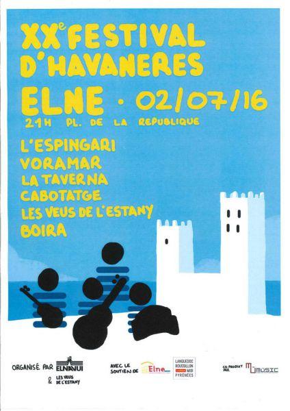 El dissabte 2 de juliol serem a Elna (Catalunya nord)