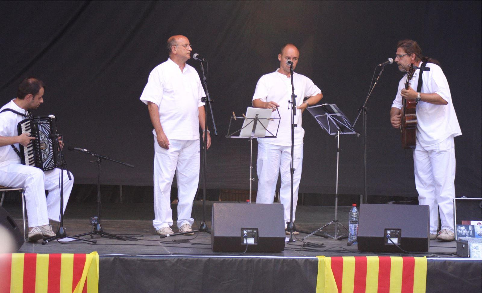 El dia 12 de setembre serem al Correllengua 2015, a  Montoliu de Lleida