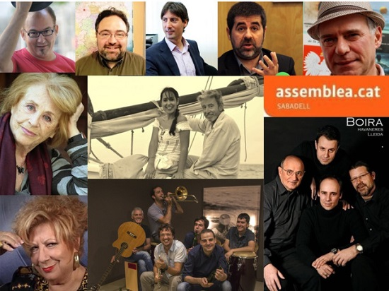 El Grup Boira,convidat a l'acte de l'ANC a Sabadell el proper dia 17 de setembre