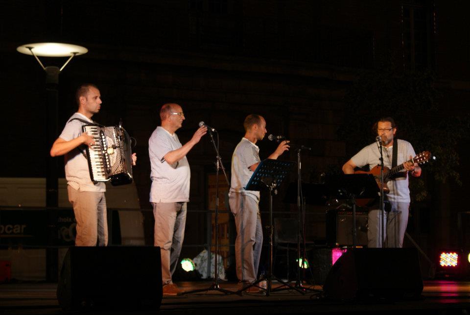 El 5 de setembre participarem en la XIX Mostra d'Havaneres a Ponent, a Seròs (Lleida)