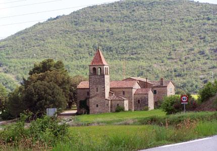Sant Andreu d'Aguilar.