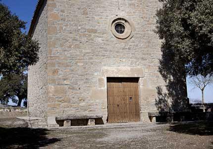 Sant Valentí de Vilallonga.