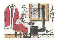 Fiestas de Navidad 2014 en la residencia El Recer
