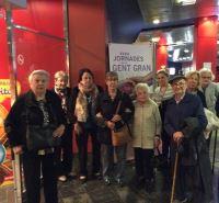 El Recer en las Jornadas de la Gent Gran de Castelldefels 2015