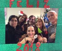 La fiesta de Navidad 2017 en la residencia El Recer