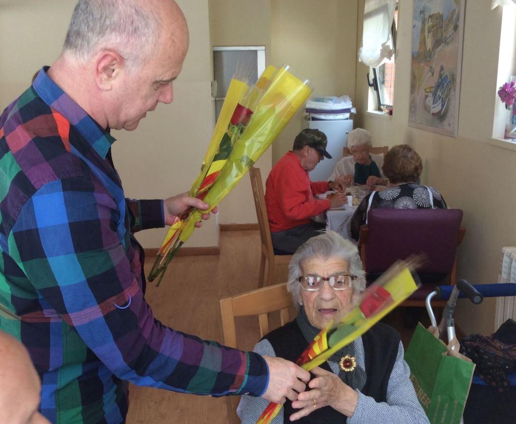 Residencia el Recer Sant Jordi 2019