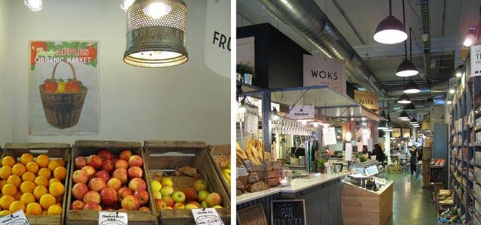 Woki Organic Market Plaça Catalunya (Barcelona)