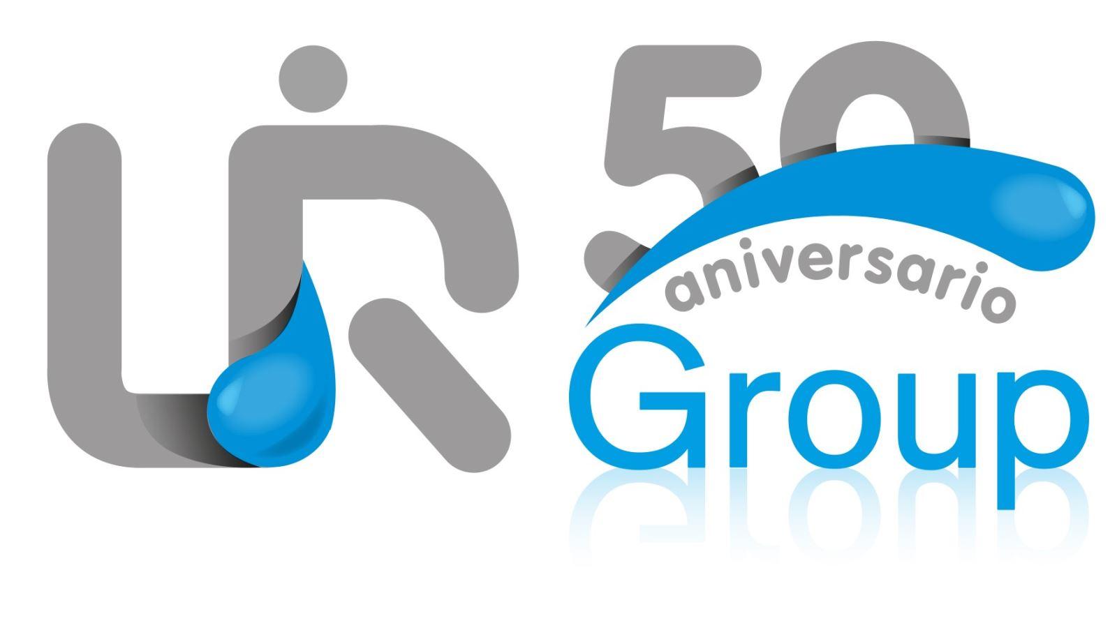 Logotipo de LR GRoup especialistas en servicios de limpieza para superficies comerciales