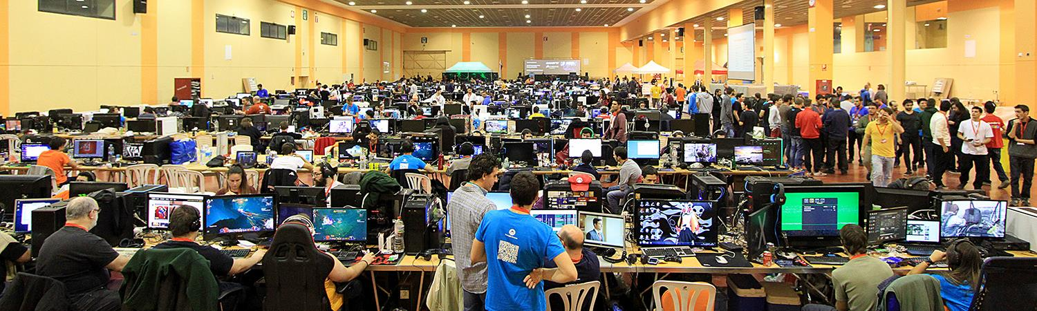 Mollerussa Lan Party 2016