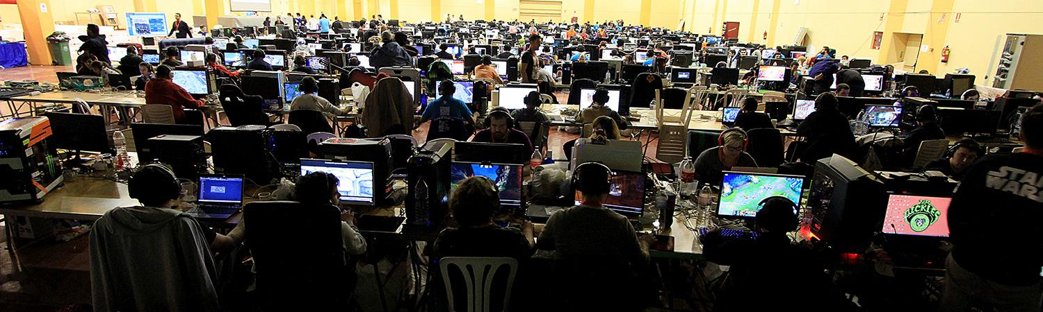 Mollerussa Lan Party 2017