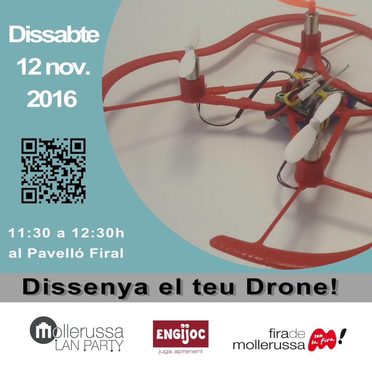 Dissenya el teu Drone