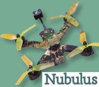 Nubulus proveedor oficial de la Mollerussa Drone Party 2017