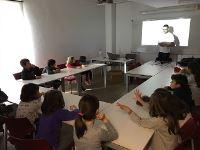Éxito de la Jornada de Sombits Kids en la Incubadora de Bell-lloc