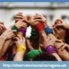 Tríptico creado y diseñado para el Observatori Social de Tarragona- Snik Comunicación