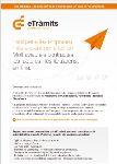 Envío de boletines a usuarios registrados incluyendo diseño y maquetación del email, también denominado newsletter o emailing, para Tarragona Impulsa, servicio para emprendedores y micropimes del Ayuntamiento de Tarragona.