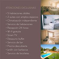 Flyer Hotel La Font del Roc