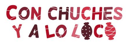 Imagen de diseño de logotipo de la tienda Con chuches y a lo loco